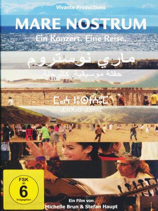 Mare Nostrum - A Concert. A Journey (2015) (Digibook)