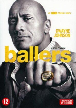 Ballers - Saison 1 (2 DVDs)