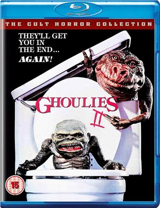 Ghoulies 2 (1988) (The Cult Horror Collection)