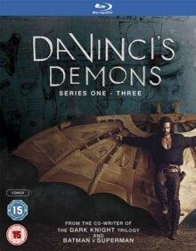 Da Vinci's Demons - Seasons 1-3 (9 Blu-rays)