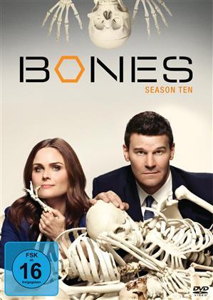 Bones - Staffel 10 (6 DVDs)