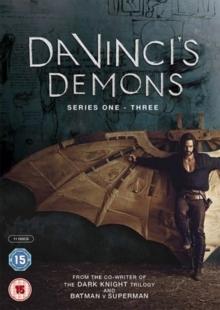 Da Vinci's Demons - Seasons 1-3 (11 DVDs)