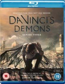 Da Vinci's Demons - Seasons 3 (3 Blu-rays)