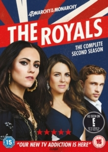 The Royals - Season 2 (2 DVDs)