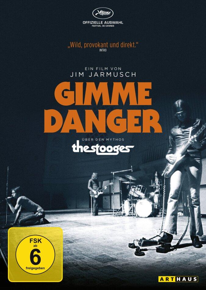 Gimme Danger - Über den Mythos The Stooges (2016) (Arthaus)