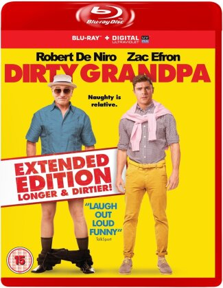 Dirty Grandpa (2016) (Extended Edition)