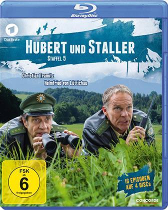 Hubert und Staller - Staffel 5 (4 Blu-rays)