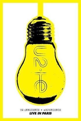 U2 - iNNOCENCE + eXPERIENCE - Live in Paris (Digibook, Edizione Deluxe Limitata, 2 DVD)