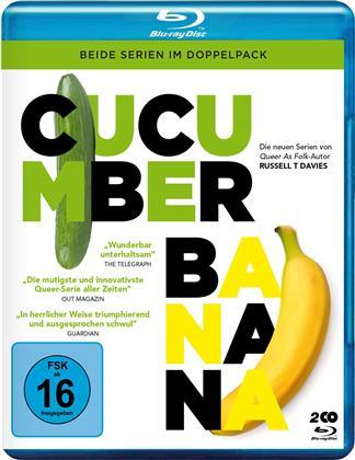Cucumber / Banana - Beide Serien im Doppelpack (2 Blu-rays)