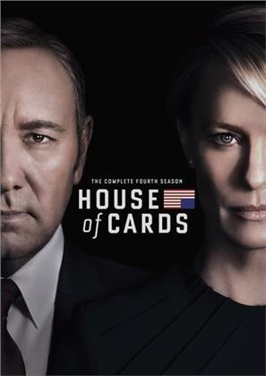 House of Cards - Season 4 (4 DVD)