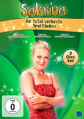 Sabrina - Die total verhexte Spielfilmbox (3 DVDs)