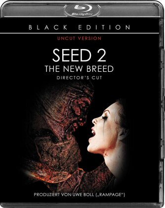 Seed 2 - The New Breed (2014) (Black Edition, Kinoversion, Director's Cut, Uncut)