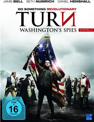 Turn - Washington's Spies - Staffel 2 (4 DVDs)