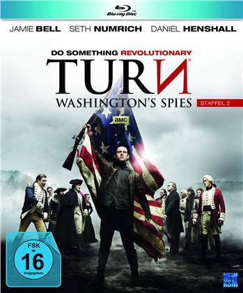 Turn - Washington's Spies - Staffel 2 (4 Blu-rays)