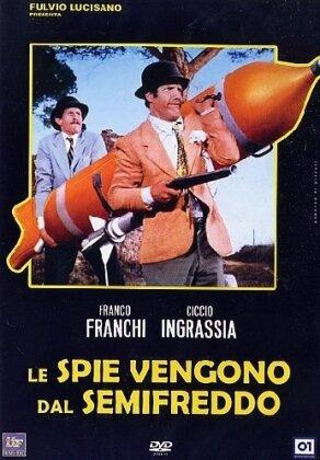 Le spie vengono dal semifreddo (1965) (Neuauflage)
