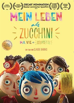Mein Leben als Zucchini (2016)