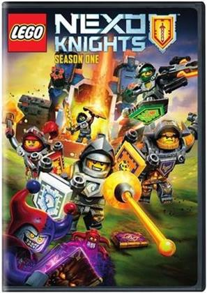 LEGO: Nexo Knights - Season 1 (2 DVDs)