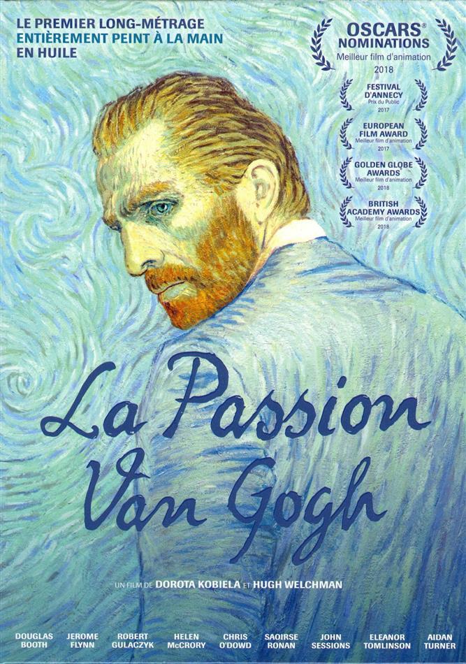 La passion Van Gogh (2017)