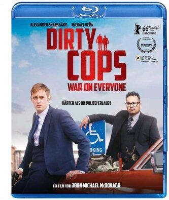 Dirty Cops - War on Everyone (2016)