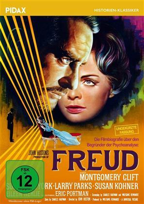 Freud (1962) (Pidax Historien-Klassiker, n/b, Uncut)
