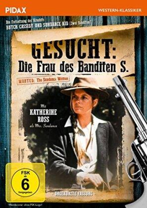 Gesucht: Die Frau des Banditen S. (1976) (Pidax Western-Klassiker)