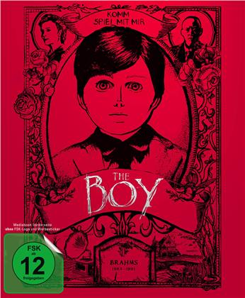 The Boy (2016) (Limited Collector's Edition, Mediabook, Blu-ray + DVD)