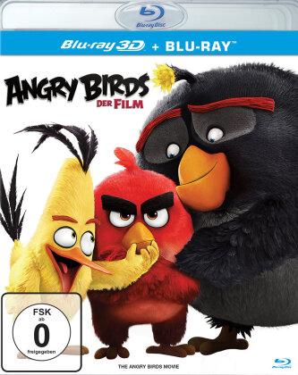Angry Birds - Der Film (2016) (Blu-ray 3D + Blu-ray)