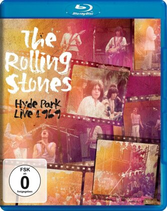 The Rolling Stones - Hyde Park - Live 1969