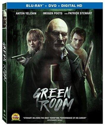 Green Room (2015) (Blu-ray + DVD)