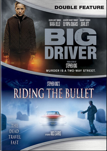 Big Driver / Riding The Bullet (Double Feature, 2 DVDs)