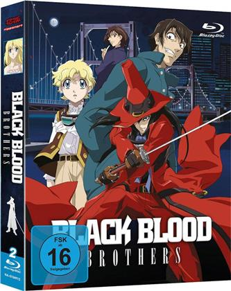 Black Blood Brothers - Gesamtausgabe (Collector's Edition, 3 Blu-rays)
