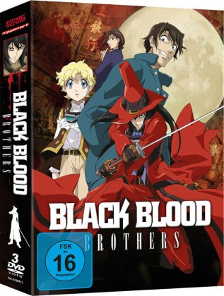 Black Blood Brothers (Collector's Edition, 3 DVDs)