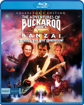 The Adventures Of Buckaroo Banzai - Across the 8th Dimension (1984) (Collector's Edition)