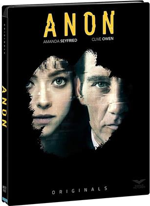 Anon (2018) (Originals, Edizione Speciale, Blu-ray + DVD)