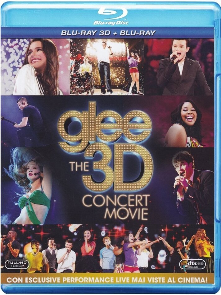 Glee - The Concert Movie (2011)