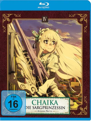 Chaika - Die Sargprinzessin - Staffel 2 - Avenging Battle Vol. 4
