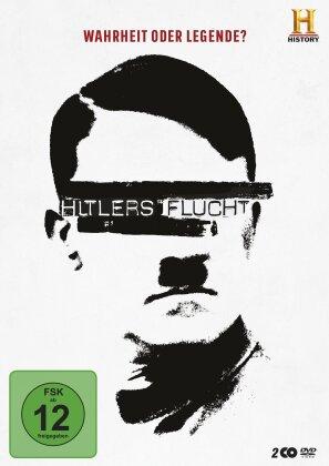 Hitlers Flucht - Wahrheit oder Legende? (2 DVDs)