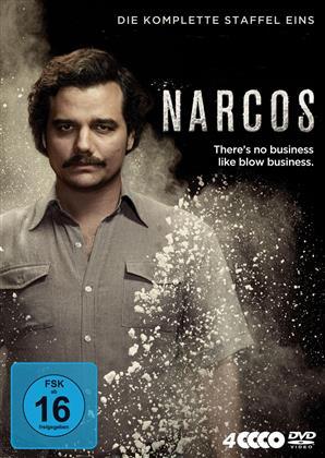 Narcos - Staffel 1 (4 DVDs)