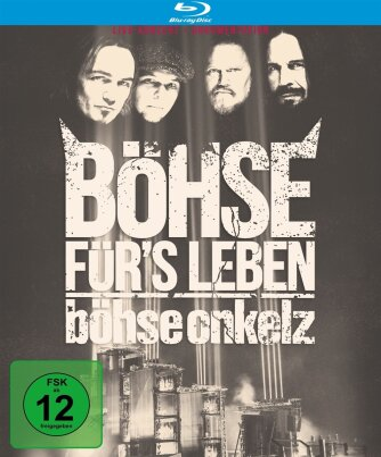 Böhse Onkelz - Böhse für's Leben - Live (Mediabook, 3 Blu-rays)