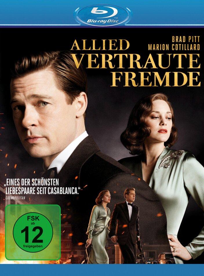 Allied - Vertraute Fremde (2016)