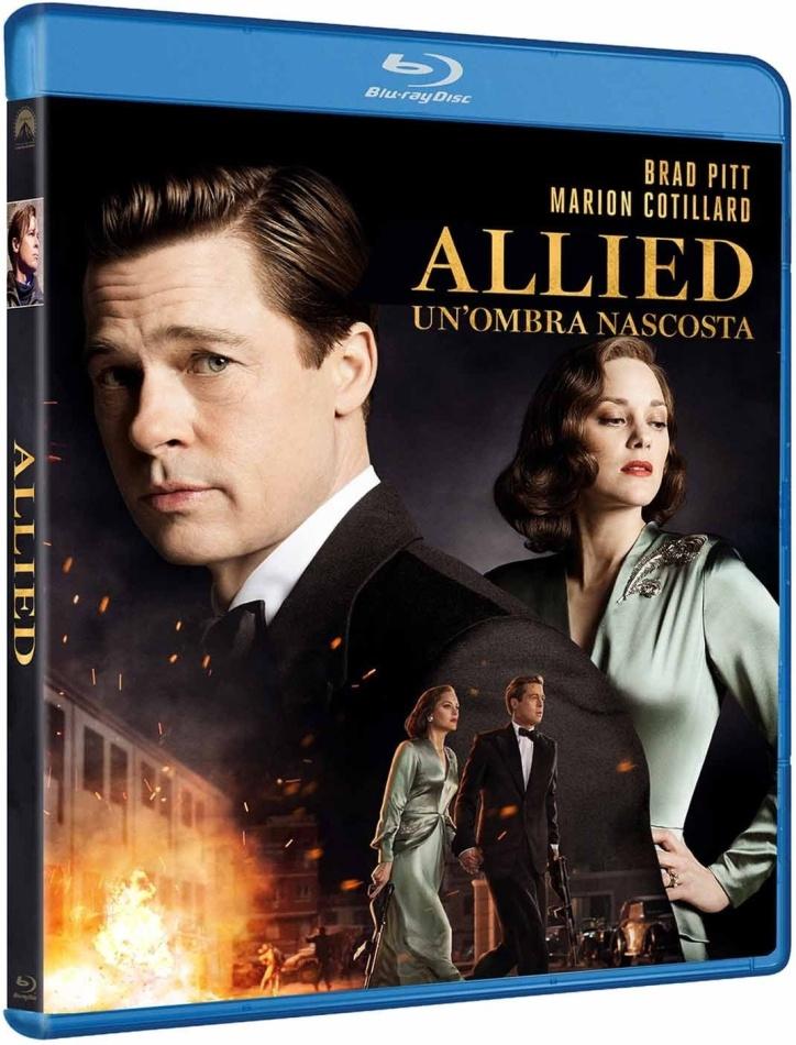 Allied - Un'ombra nascosta (2016)
