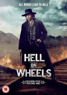 Hell on Wheels - Season 5 Vol. 1 (2 DVDs)