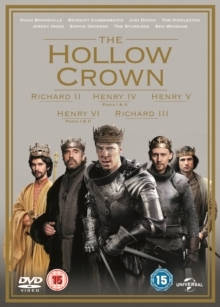 The Hollow Crown - Series 1+2 (7 DVD)