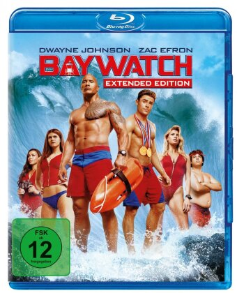 Baywatch (2017) (Extended Edition, Kinoversion)