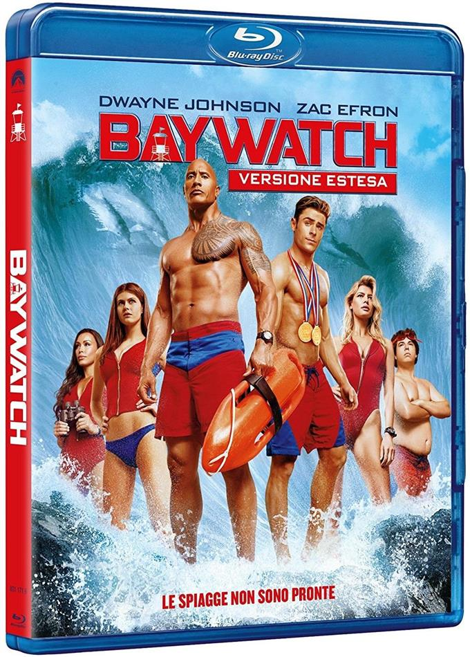 Baywatch (2017) (Extended Edition, Versione Cinema)