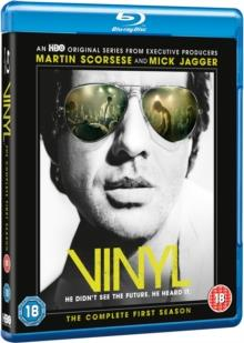 Vinyl - Season 1 (4 Blu-rays)