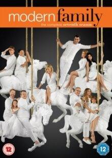 Modern Family - Season 7 (3 DVDs)