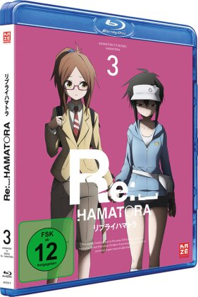 Re: Hamatora - Staffel 2 - Vol. 3