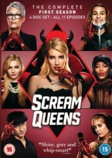 Scream Queens - Season 1 (3 DVDs)
