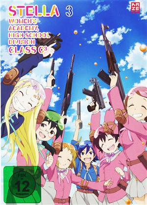 Stella Women's Academy - High School Division Class C3 - Vol. 3 (Digibook)